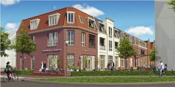 13013-W5 - Winkels & Appartementen Renswoude