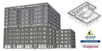 14003-W1 - Appartementencomplex 'Nieuw Argentinië'