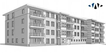 12002-W1 - Appartementencomplex 's-Gravenzande